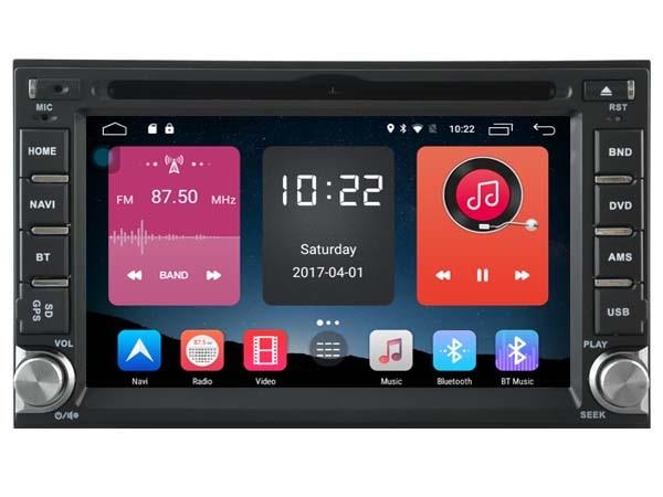 Android 6.0 CAR DVD FOR NISSAN SUNNY/TREEANO/VERSA/SENTRA car audio ...