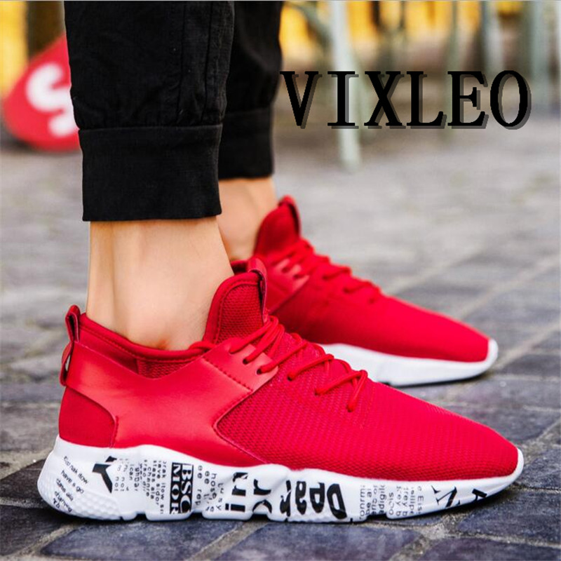 VIXLE 2018 High Quality Unisex Ultra Boost Running Shoes Breathable Damping Tactical Sneaker outdoor Men Sports Shoes Size 36-44