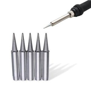 Image 4 - 5pcs Solder Tips Soldering Solder Iron Tips Head Bit For 936/937/938/969 Soldering Station Soldering tools For Welding Accessory