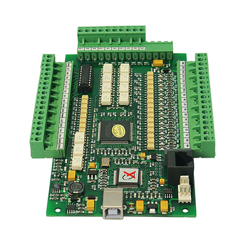цена на MACH3 CNC USB motion card control interface card tool speed for cnc engraving machine