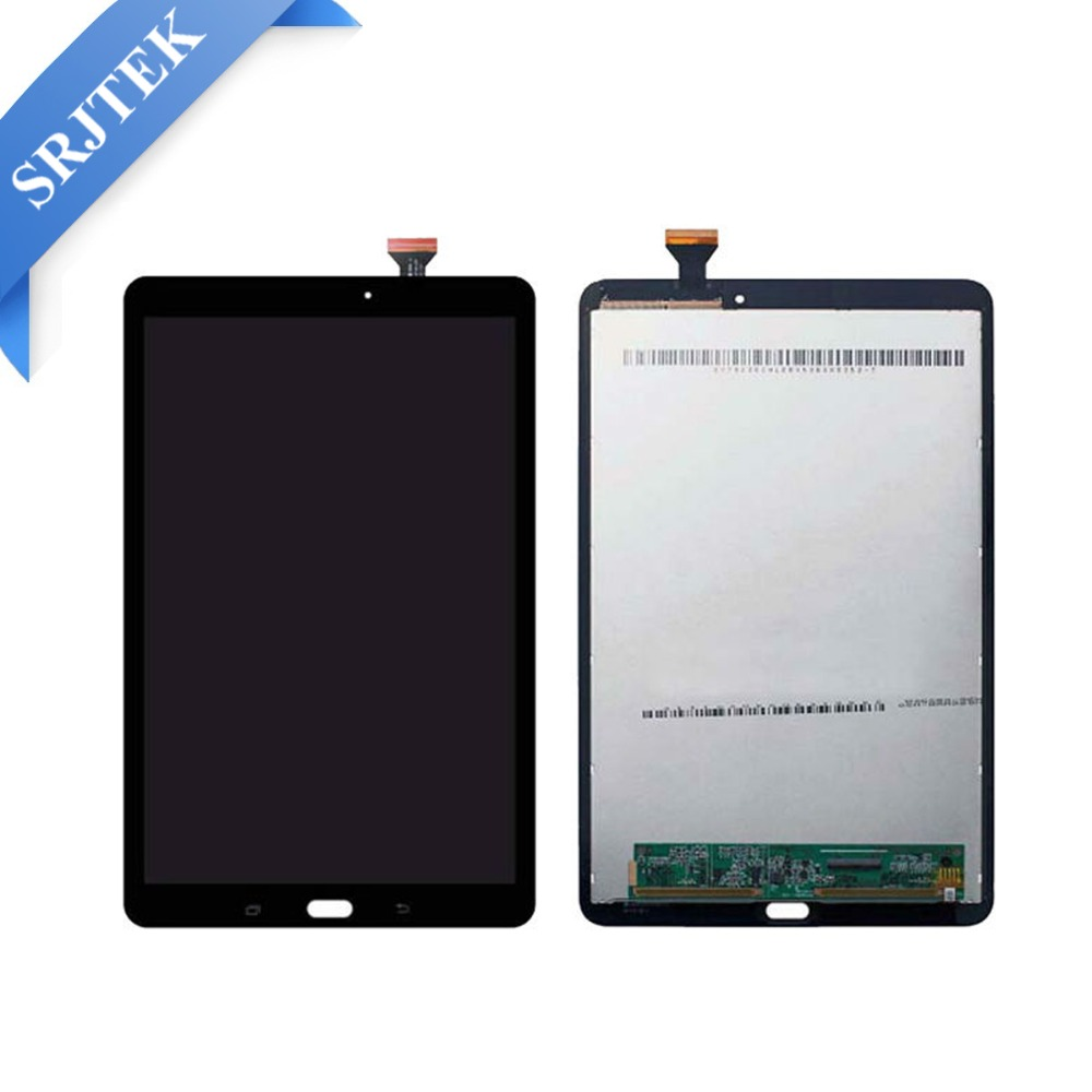 For Samsung Galaxy Tab E 9.6 SM-T560 T560 T561 LCD Touch Screen Digitizer Display Assembly планшет samsung galaxy tab e sm t561 sm t561nzkaser