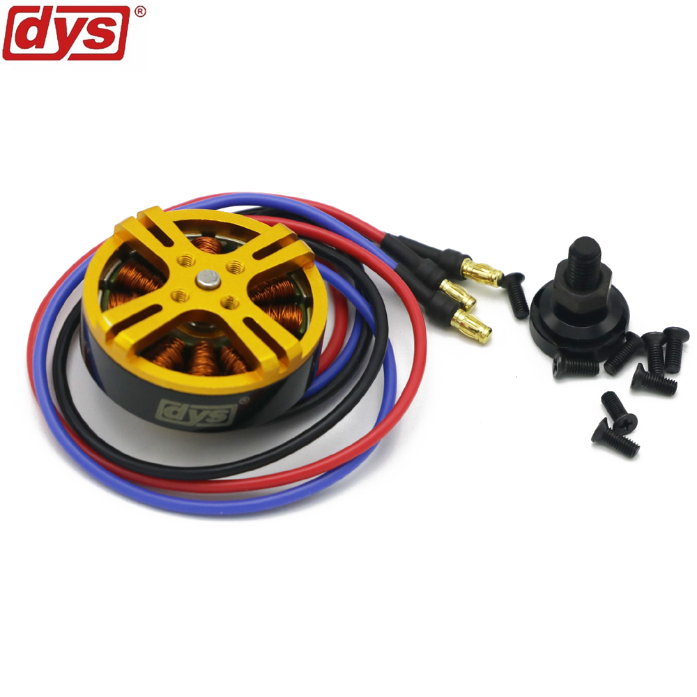 1pcs DYS BE4215 650kv Brushless Motor 4215 650KV For RC Model Quadcopter Hexacopter Multicopter register shipping