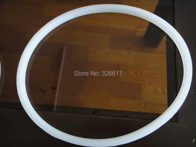 Free Shipping Silicone Gasket for 350mm Round Pressure Manway 8X8mm ...