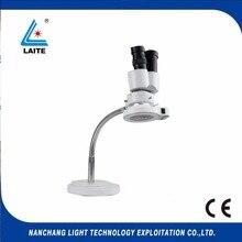 10X микроскоп стоматологическое увеличение с светодиодный светильник shipping-1set
