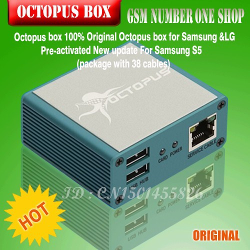 Octopus box for Samsung &LG 38 cable-B