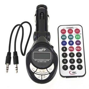 4 In 1 Car Bluetooth FM Transm