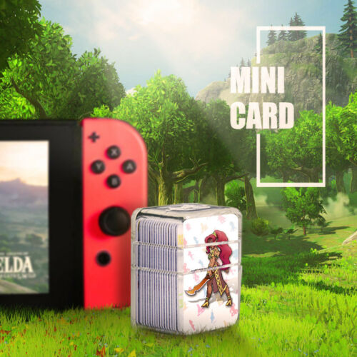 23Pcs/lot Full Set NFC PVC Tag Card ZELDA BREATH OF THE WILD WOLF LINK For amiibo Switch(China)