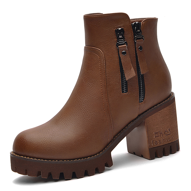 Online Get Cheap Tan Ankle Boots -Aliexpress.com | Alibaba Group