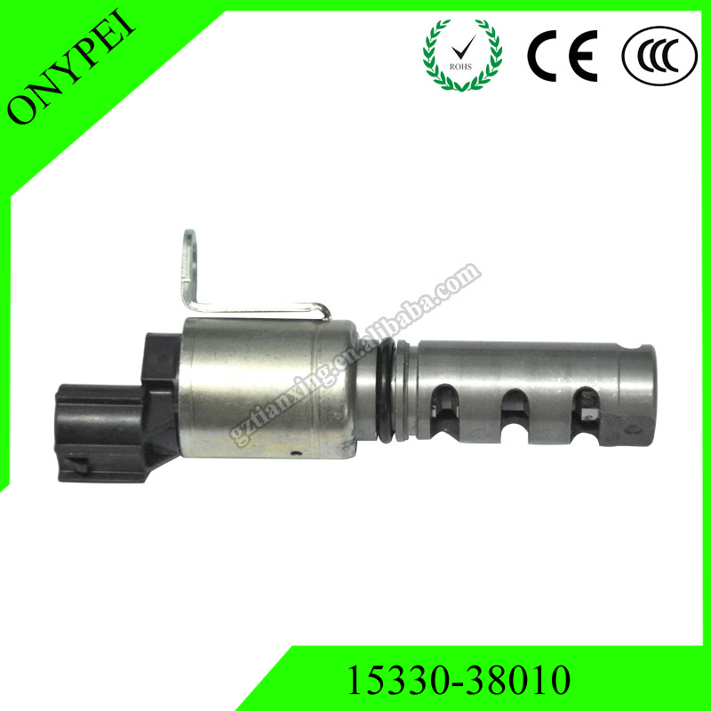 US $24 0 |15330 38010 15330 0S010 LH Camshaft Timing Oil Control Valve For  Toyota 4runner Tundra Lexus GS350 1533038010 153300S010-in Valves & Parts