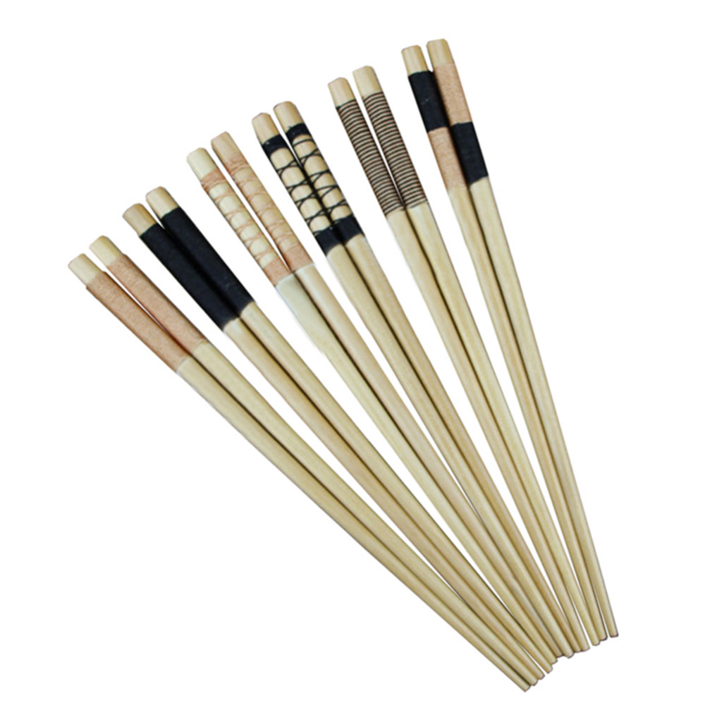 Buy 6 pairs japanese reusable chopsticks Reusable wood