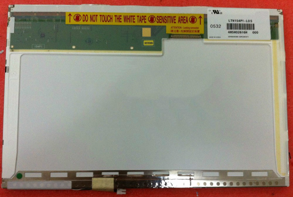 цена на For LENOVO THINKPAD T500 R500 W500 Screen LCD Screen for LENOVO T500 R500 W500 LCD Display Screen