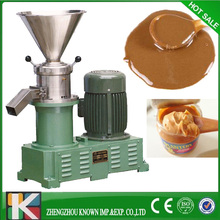 Professional CE approved peanut butter colloid mill 150kg 70~100kg/h