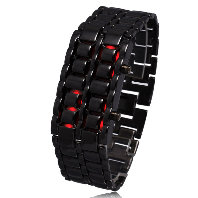 Fashion LAVA Sport Men Luxury Brand Quartz Movement Women Unisex Bangle Electron