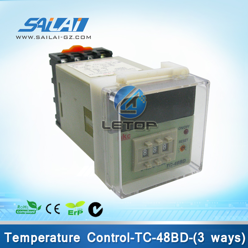 Good price!!!Temperature controller nkc tc 48bd 3 way for Challenger FY 3208H / FY 3208G / FY 3208R / FY 3208T Printers