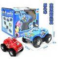 Nuevo mejor venta de juguetes para niños coche eléctrico truco Mickey Mickey coches automático vuelco coche eléctrico #2