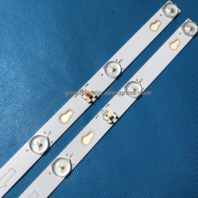 Image 2 - LED Backlight Lamp strip For TCL TV TCL L32F3303B YHA 4C LB320T YHL LVW320CSOT E227 32HR330M07A2-in LED Bar Lights from Lights & Lighting