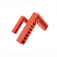 High Strength Engineering Plastic Right angle Clamps 4PCS 3/4/6Clamping Square Woodworking Tool KF1029