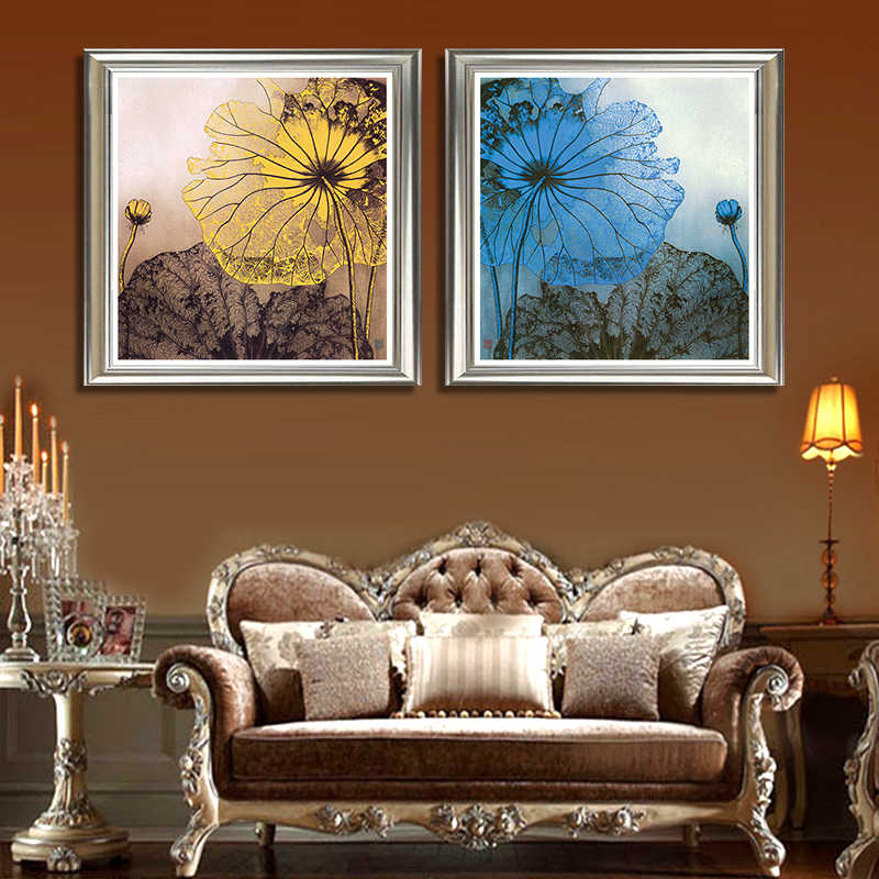 The Most Famous Living Room Painting Abstract Art Wall Painting