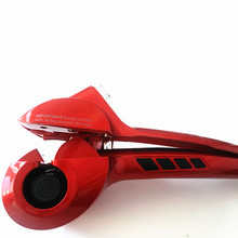 2017 Automatic Titanium Auto Hair Curler With Steam Spray Hair Care Styling Tools Ceramic Wave Magic Curling Iron