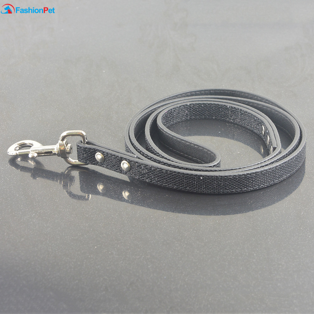 Hot Sale Ny Mode Bright Læder 9 Farver Hund Pet Leash Lead Puppy Cat - Pet produkter - Foto 4