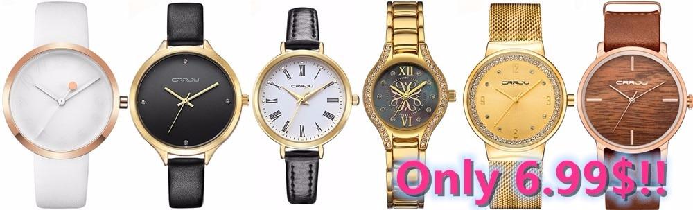 Crrju Sports Date Mens Watches Top Brand Luxury Waterproof Sport Watch Men Ultra Thin Dial Quartz Watch Casual Relogio Masculino 24