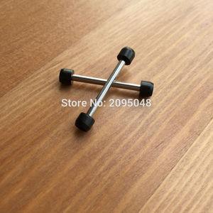 Image 4 - 28mm hexagon นาฬิกาสกรูหลอด rod สำหรับ TS Tissot T race T   sport T048 motoGP นาฬิกาอะไหล่เครื่องมือ (rose gold/สีดำ/สีเงิน)