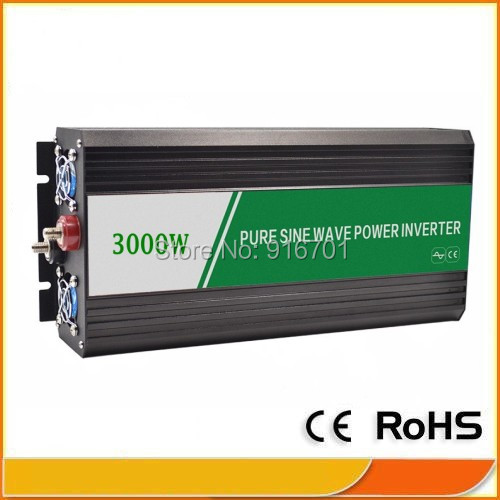 DHL FEDEX UPS express 2000W Reine Sinus Welle <font><b>Inverter</b></font> DC zu AC <font><b>4000</b></font> <font><b>Watt</b></font> Peak Power, off Grid Wind Solar System <font><b>Inverter</b></font> image