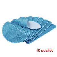 10 Pcs Mop Cloth For CHUWI V3 Ilife V5 Pro V5 CW310 For Chuwi Ilife V5