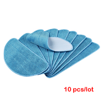 10 Pcs Mop Cloth For CHUWI V3 Ilife V5 Pro V5 CW310 For Chuwi Ilife V5