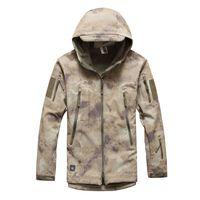 Neue Ankunft Heißer Verkauf Gute Qualität Herren Winter Jacke TAD weiche Schalenhaut des Shark Haut Jacke Winddicht Hoody mantel