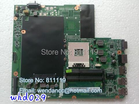 Para Z580 Laptop Motherboard Mainboard 31LZ3MB00R0 DA0LZ3MB6G0 DDR3 integrado Frete grátis