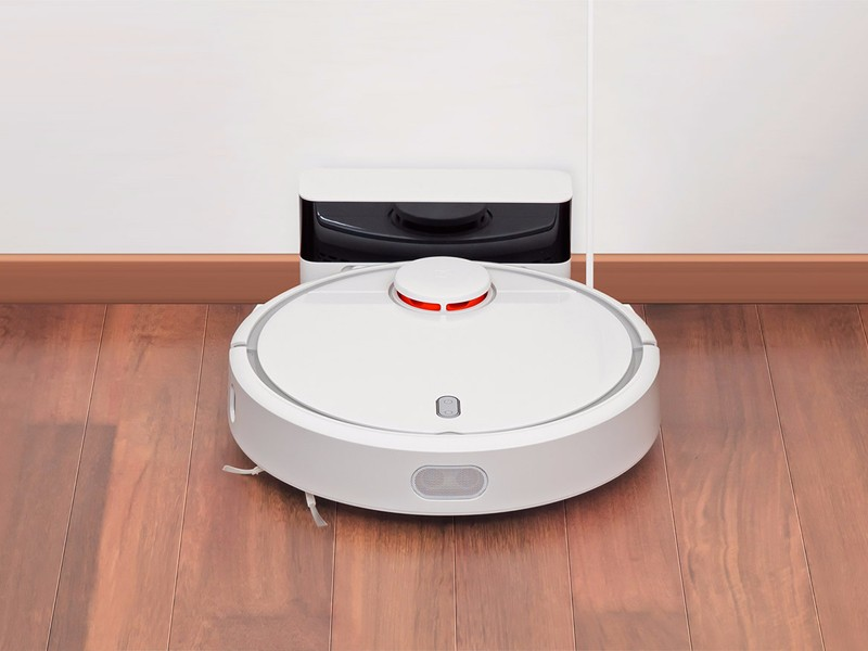 xiaomi Vacuum Cleaner for home mi robot Automatic Sweeping Dust Sterilize Smart Planned Mobile App Remote Control