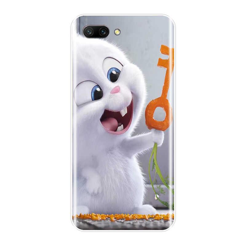 電話ケース Huawei 社の名誉 7 8 9 10 Lite シリコーンソフト TPU 裏表紙 Huawei 社の名誉 8X 最大 10 9 8 7 7 S 7X 7A 7C プロケース