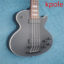 Limited edition Chinese bass guitar KPOLE 4 strings black and color can be changed