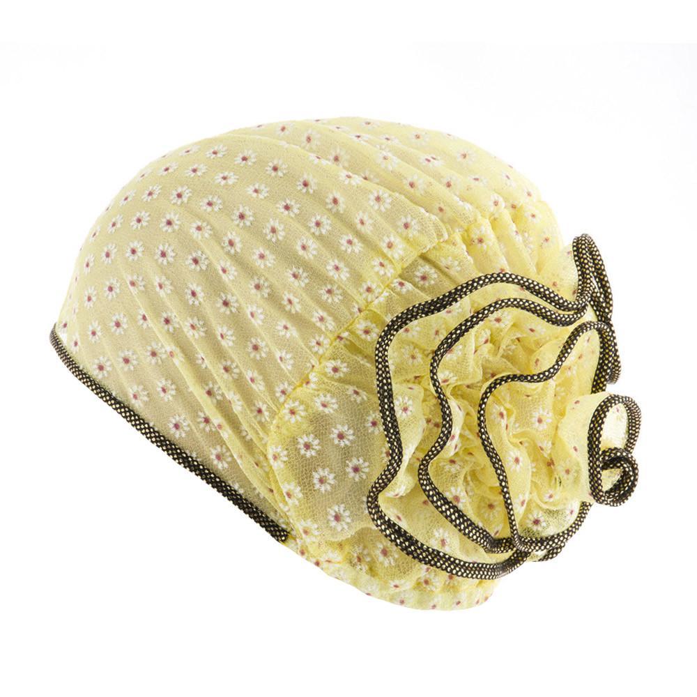 Women Muslim Stretch Turban Hat Chemo Hair Loss Head   Scarf     Wrap   Cap