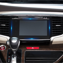 For Citroen C4 C5 Tempered Glass Car Navigation Screen Protector GPS LCD Film  Accessories