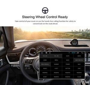 Image 5 - אוניברסלי אנדרואיד 9.0 DVD GPS ניווט רדיו וידאו נגן סטריאו 4G RAM + 64G ROM 2 דין Wifi bluetooth headunit מולטימדיה לרכב