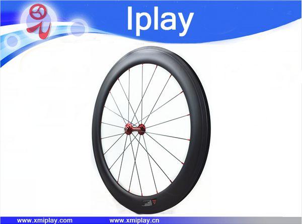 Дешевые FASTace RA209 ступицы дорожный Карбон клинчерное колесо колеса для шоссейного велосипеда 60 мм углеродный велосипед гоночная пара колес б... - 6