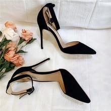 zamszowe Darmowa 8cm buty