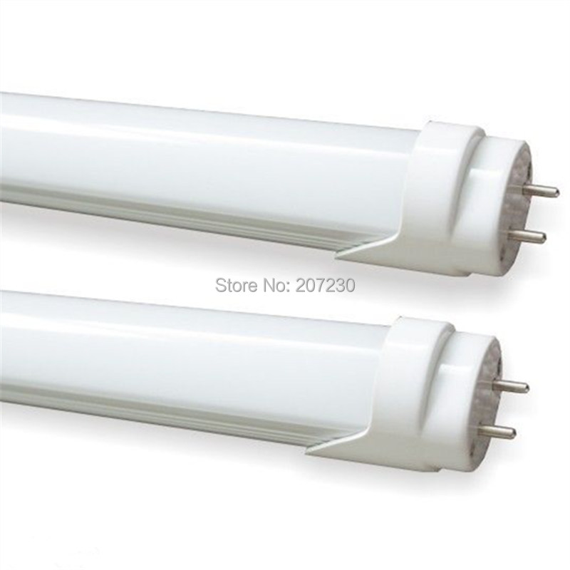 Free Shipping <font><b>LED</b></font> TUBE T8 BULB <font><b>1.5M</b></font> 5FT Milky Clear cover available 1200mm 1.2M 18W Replace to existing fluorescent fixture image