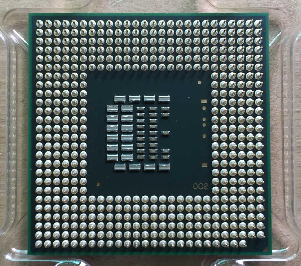Lntel Core 2 Duo Processore T9400 6 M Cache, 2.53 GHz, 1066 MHz FSB Socket 478 per il GM45 PM45
