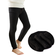 Leggings Pants Teenage Toddlers Thick Baby-Boys Winter Cotton Plus for Stretch-Trousers