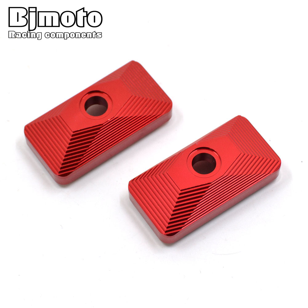 Motorcycle CNC Rear Axle Spindle Chain Adjuster Blocks For Yamaha Yzf R3 2015 2016 R25 2013 2014