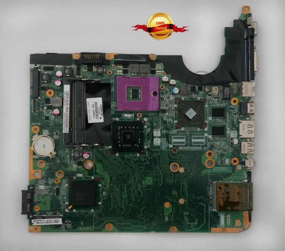 DV6 DV6-1000 518432-001 laptop motherboard DV6 DV6-1000 518432-001 laptop motherboard