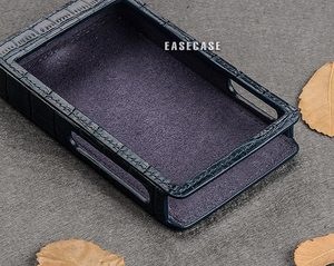Image 5 - A6 Custom Made Genuine Leather case for HIBY R6 / R6 Pro