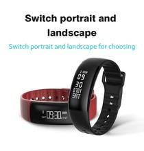 S69 Приборы для измерения артериального давления Смарт-часы браслет сердечного ритма Мониторы Водонепроницаемый Фитнес трекер SmartBand браслет