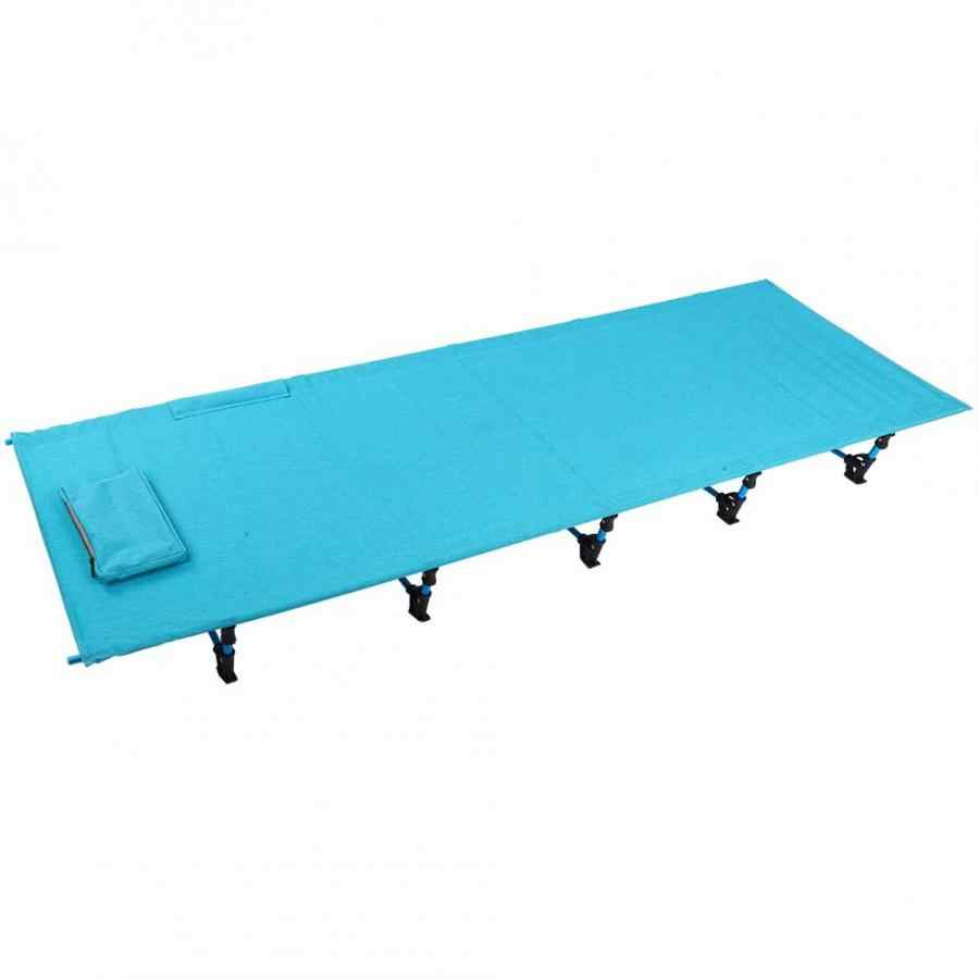 - Camping Cot Folding Tent Camping Bed 190 X 70cm Single Person