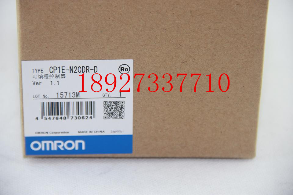 [ZOB] Supply of new original OMRON Omron programmable logic controller relay CP1E-N20DR-D [zob] supply of new original omron omron programmable logic controller relay cp1e n20dr d