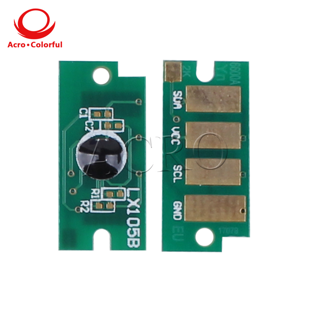 DocuColor DC 7000 8000 color laser printer spare parts reset for Xerox toner cartridge chip
