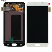 For Samsung Galaxy S6 G920 G920F G920I G920A Lcd Screen Display +Touch Glass Digitizer Assembly Amoled